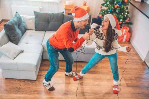 Hosting the perfect Christmas Christmas karaoke