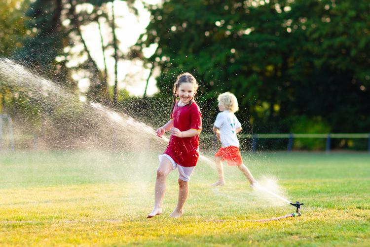 Keep Cool This Summer Sprinkler