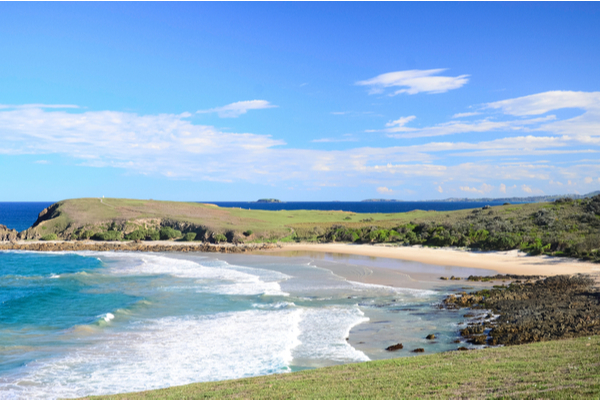 Australia's Best Beaches Moonee Beach