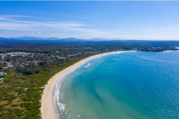 Australia's Best Beaches South Broulee Beach