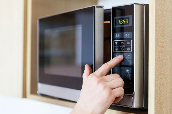 Keep Cool This Summer Microwave