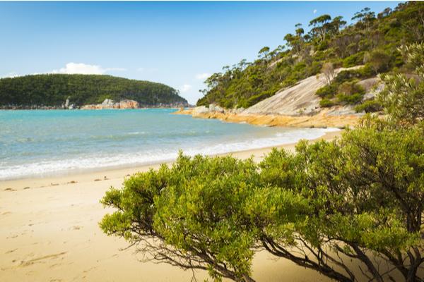 Australia's Best Beaches Refuge Cove