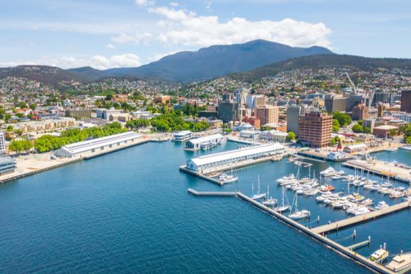 house rents outperform units Hobart