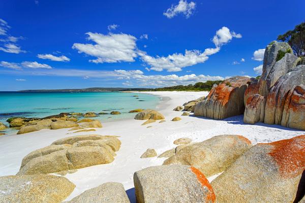 Australia's Best Beaches Bay of Fires