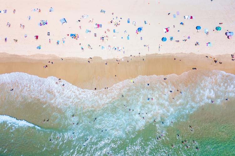 Aussie Summer Beach